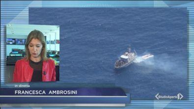 Un'altra tragedia in mare