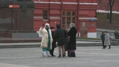 Dalla Russia con...orrore!