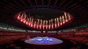 Olimpiadi Tokyo 2020: la cerimonia di apertura.