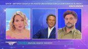 GFVIP - Antonio Zequila ha avuto una storia con la Contessa De Blanck?
