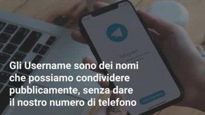 Come usare Telegram senza numero di telefono