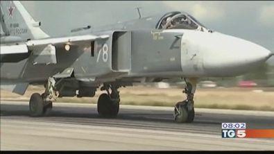Siria: venti di guerra allerta voli civili
