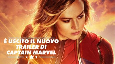 Captain Marvel: è uscito l'ultimo trailer