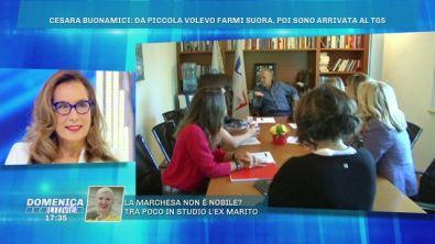 Cesara Buonamici: le colleghe del TG5