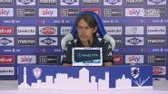 """Filippo Inzaghi: """"Sempre con questo spirito"""""""