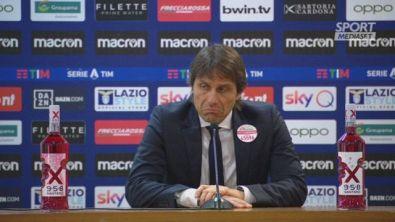 """Conte: """"Non siamo una grande squadra"""""""