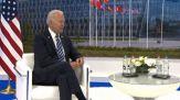 Nato, Biden: ci sono nuove sfide, la Russia e la Cina