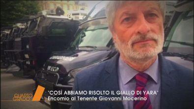 L'annuale festa dell'Arma dei Carabinieri