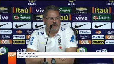 Il Brasile insegue l'oro