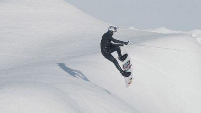 Wakeboarding in Groenlandia