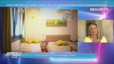 Caso Ciro Grillo - Siamo entrati nel bed and breakfast in cui alloggiava Silvia