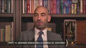 """Vaccini, Bassetti: """"Mi pare che ci sia troppo scetticismo"""""""