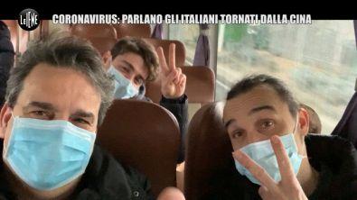 VIVIANI: Coronavirus, il racconto degli italiani tornati da Wuhan dopo la quarantena