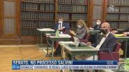 Breaking News delle 12.00   Senato, no processo Salvini