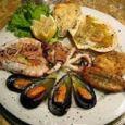 Specialità frutti di mare
