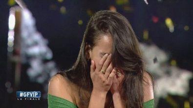 Paola Di Benedetto vince il Grande Fratello VIP