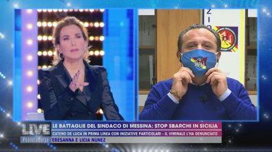 Le battaglie del sindaco di Messina