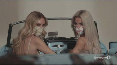 Chiarra Ferragni e Baby K insieme in un video che è già tormentone
