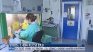 Breaking News delle 11.00 | Virus, 1.494 nuovi casi