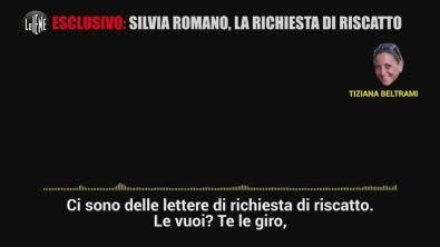 """Silvia Romano: la prima """"richiesta di riscatto"""""""
