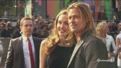 """Brad Pitt: """"ero alcolizzato"""""""