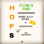 Hops-Craft Beers And Cocktail