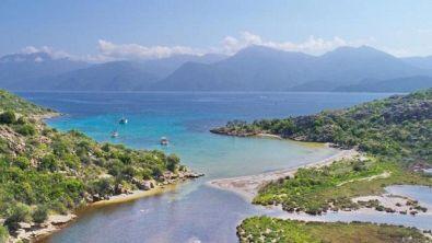 Corsica: La riserva naturale del Desert Des Agriates
