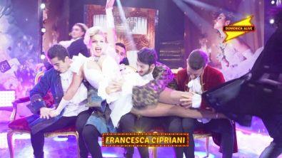 Francesca Cipriani in Like a virgin