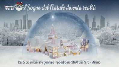 Il sogno del villaggio del Natale