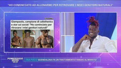 Giampaolo Calvaresi: ''Sotto la mia camicia...''