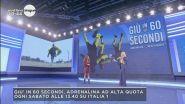 Giù in 60 secondi su Italia 1