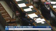 Breaking News delle 11.00 | Dl scuola, atteso voto finale