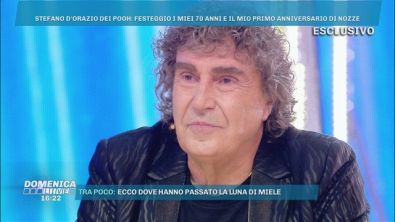 Stefano D'Orazio e Tiziana Giardoni
