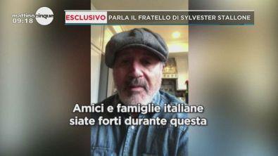 Coronavirus, parla il fratello di Sylvester Stallone