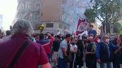 Salernitana torna in serie A dopo 23 anni: gioia a Salerno