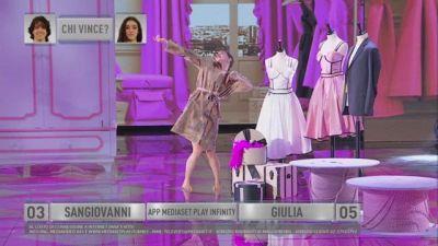 Giulia - La vie en rose - La Finale