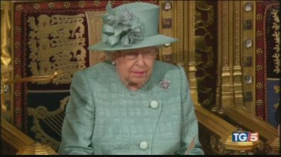 Il discorso della regina Elisabetta