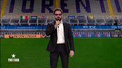 A voi lo speaker della Fiorentina