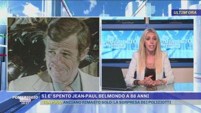 Si è spento Jean-Paul Belmondo