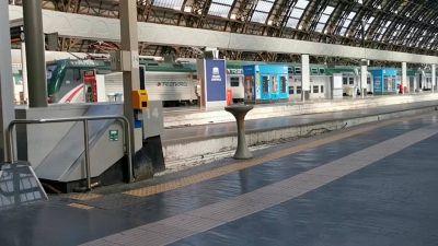 Pnrr cambia volto treni, giu' tempi viaggio e meno Co2
