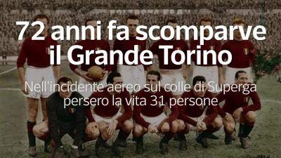 72 anni fa scomparve il grande Torino