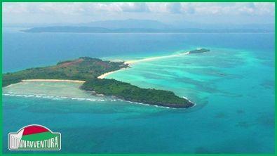 Un pezzetto di paradiso nell'Oceano Indiano: Nosy Iranja
