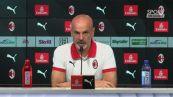 """Pioli: """"Vogliamo essere in testa anche dopo Udine"""""""