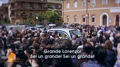Monterotondo: urla choc ai funerali di Sciacquatori