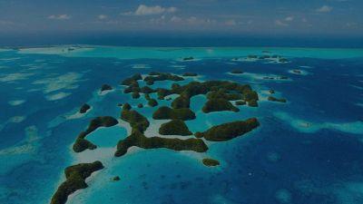 Le isole di Palau, una destinazione a emissioni zero