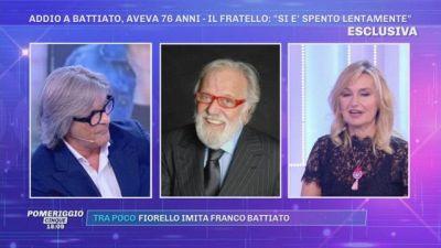 Morena Zapparoli: ''Gianfranco Funari voleva sempre ascoltare Battiato''
