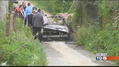 Calabria: bomba in auto ucciso ex candidato
