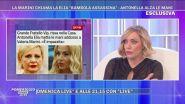 """GFVIP - La Marini chiama la Elia """"Bambola assassina"""" - Antonella alza le mani"""
