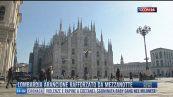 Breaking News delle 14.00 | Lombardia arancione rafforzato da mezzanotte