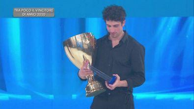 Javier vince il premio TIM della critica